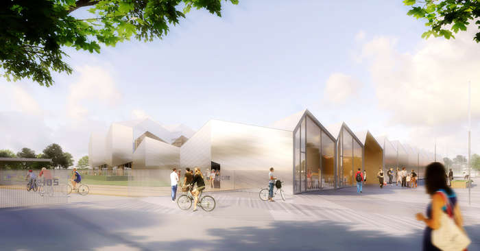 Eco quartier vetrotex chamb ry ville for Projet chambery