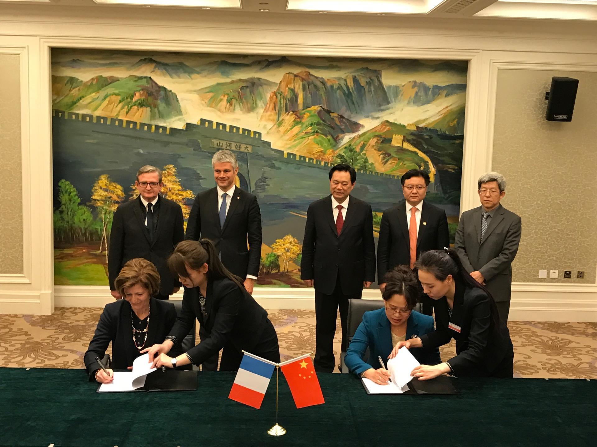 Chamb ry s engage avec la ville de zhangjiakou en chine for Chambery metropole piscine