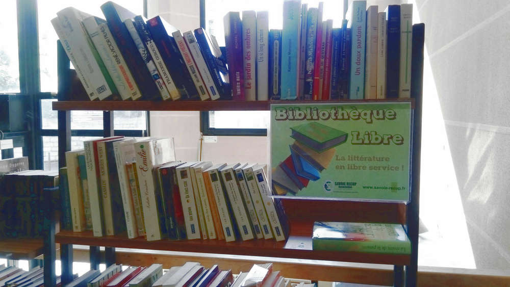 Photo d'illustration - Bibliothèque libre de la Maison des Associations